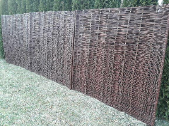 prutene ploty panele