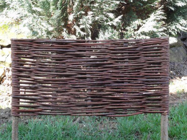 Vrbovy plot palisada