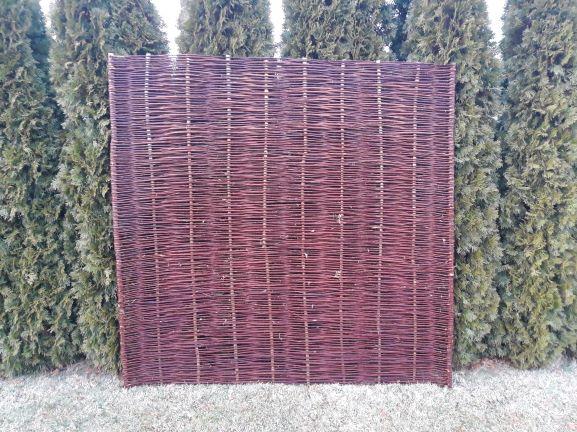 Prútený plot, prutene ploty