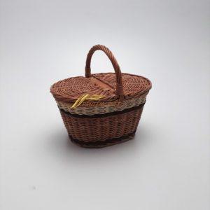 maly piknikový kôš