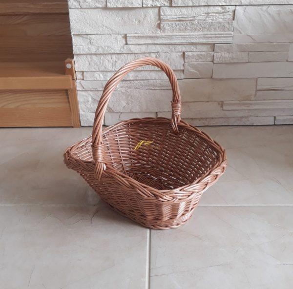 Detský prútený košík