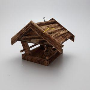Vtáčia búdka-krmitko
