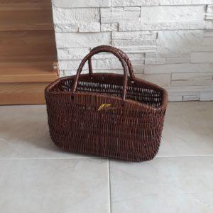 Nádherná prútená taška kabelka